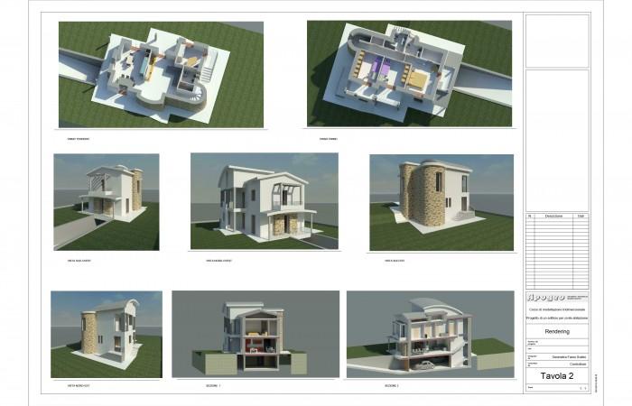 Autocad istituto formazione franchi for Software di progettazione di architettura domestica