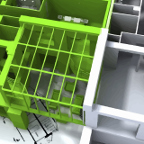 Green Innovative Design 3D a Galciana